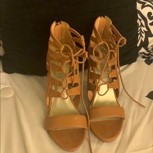 Guess High Shoes